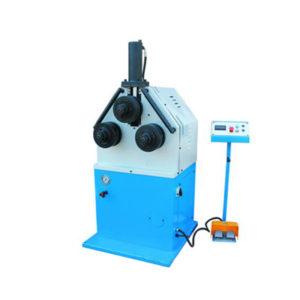 round bending machine