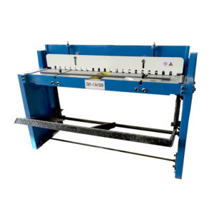METAL SHEET FORMING MACHINE