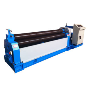 3 Roller Rolling Machine