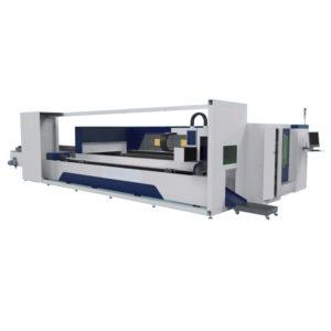 combined laser machine