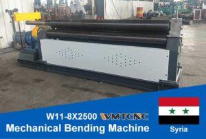 metal plate bending machine