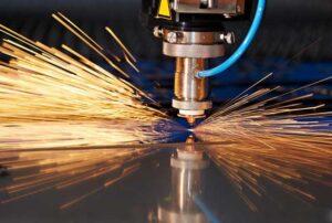 fiber laser cutting machine for sale