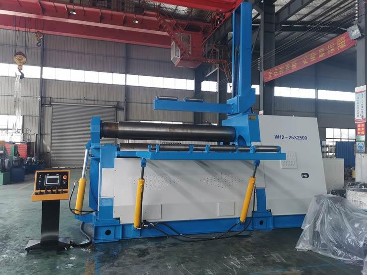 plate bending machine price