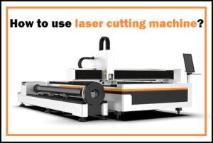 fibe laser cutting machine
